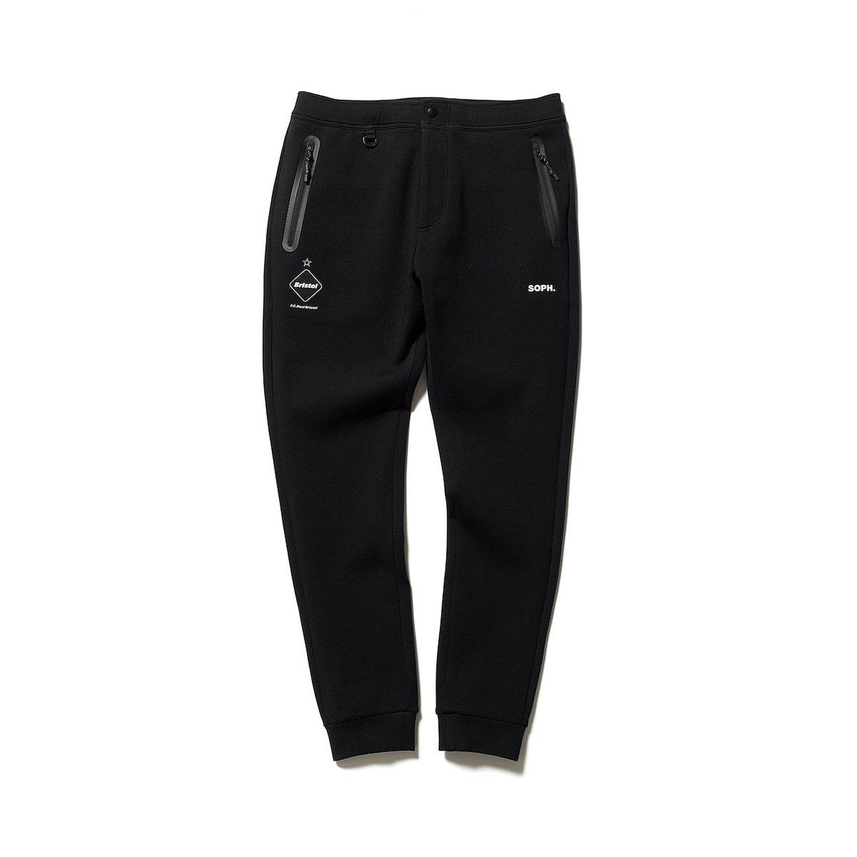 F.C.Real Bristol / SWEAT TRAINING PANTS (black)