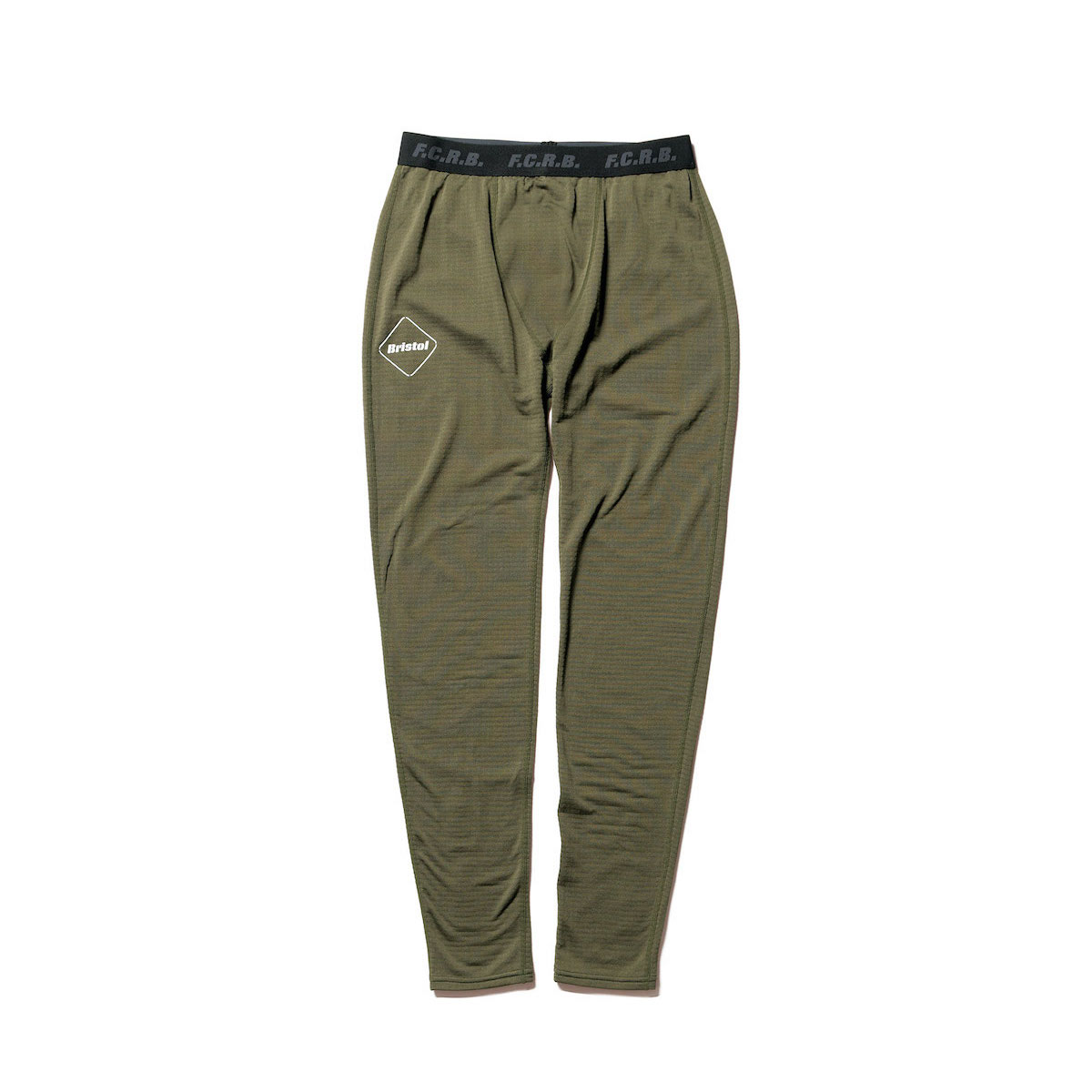 F.C.Real Bristol / POLARTEC BASE LAYER TIGHTS (Khaki)