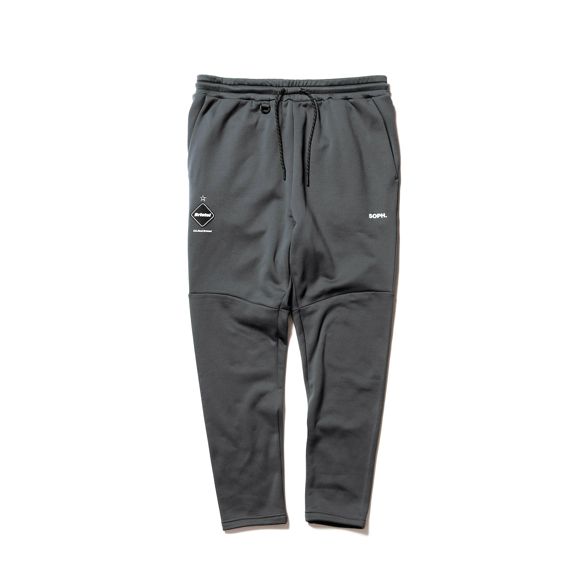 F.C.Real Bristol / POLARTEC POWER STRETCH TRAINING PANTS (Gray)