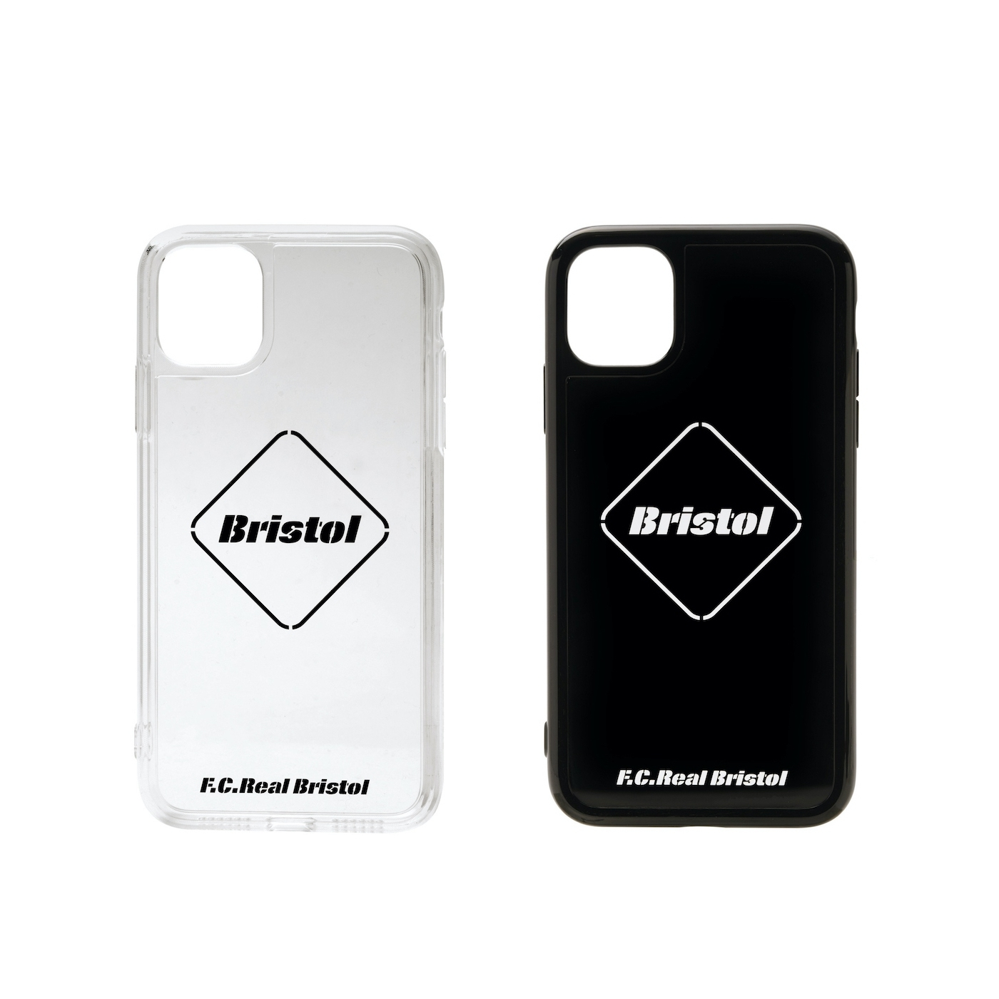 F.C.Real Bristol / EMBLEM PHONE CASE for iPhone 11