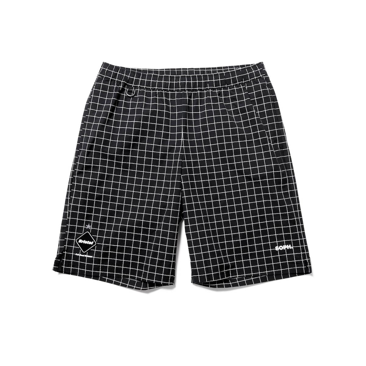 F.C.Real Bristol / PRACTICE SHORTS (black)
