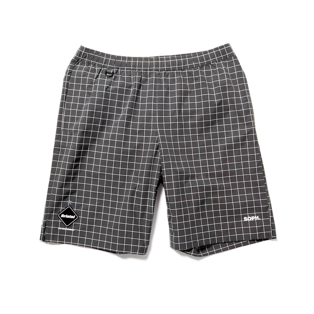 F.C.Real Bristol / PRACTICE SHORTS (Gray)