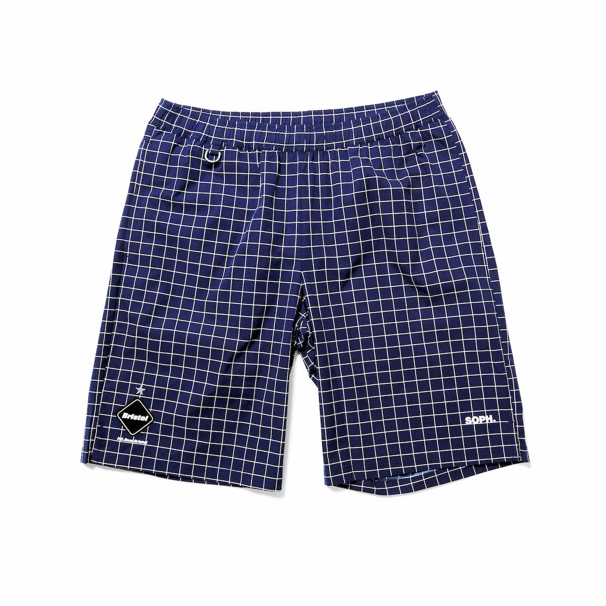 F.C.Real Bristol / PRACTICE SHORTS (Navy)