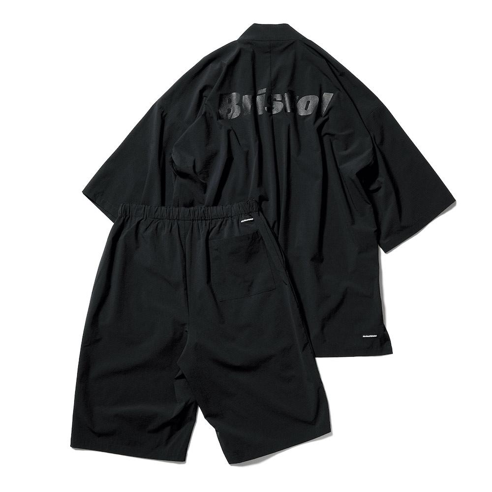 F.C.Real Bristol / JINBEI (Black)背面