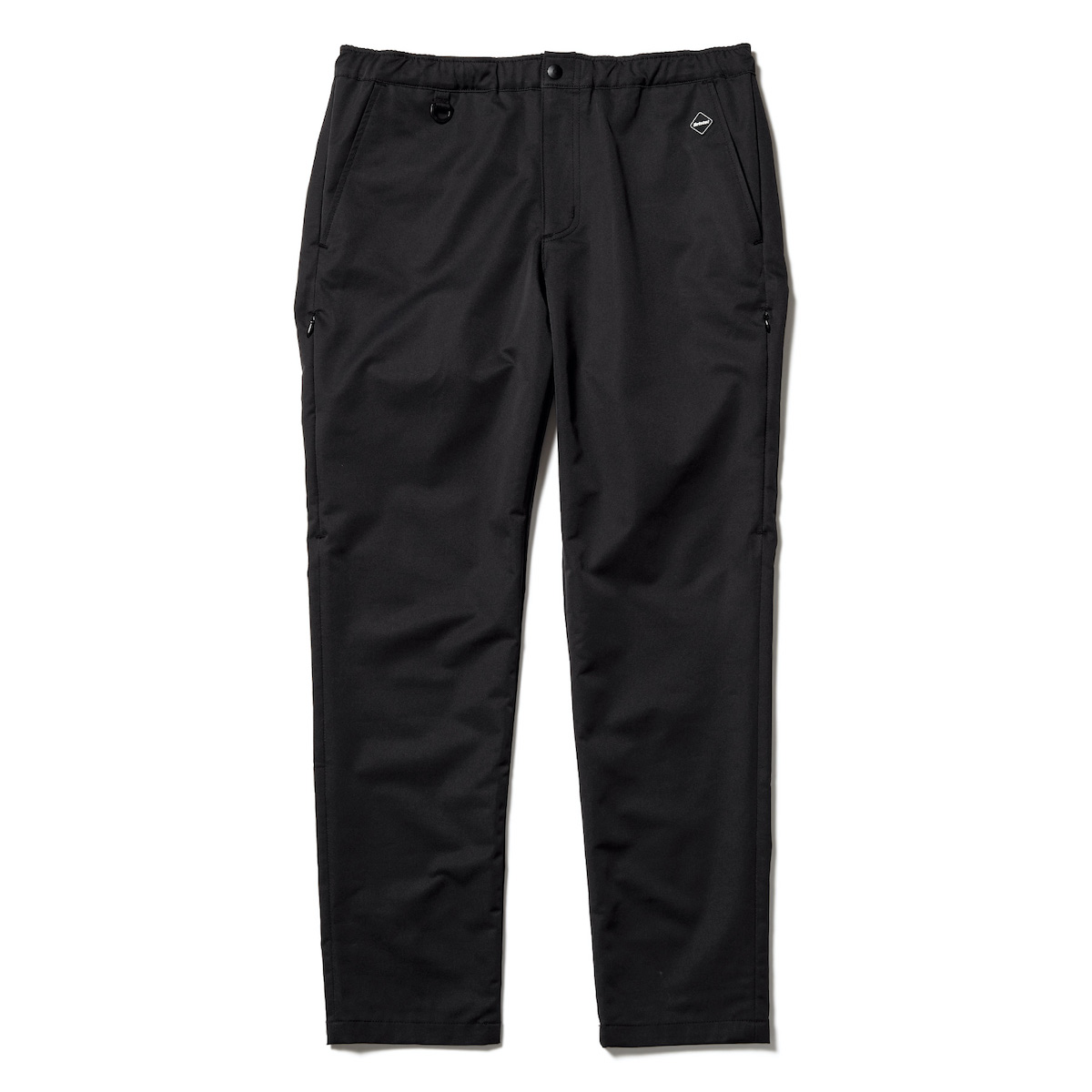 F.C.Real Bristol / VENTILATION STRETCH CHINO PANTS (Black)