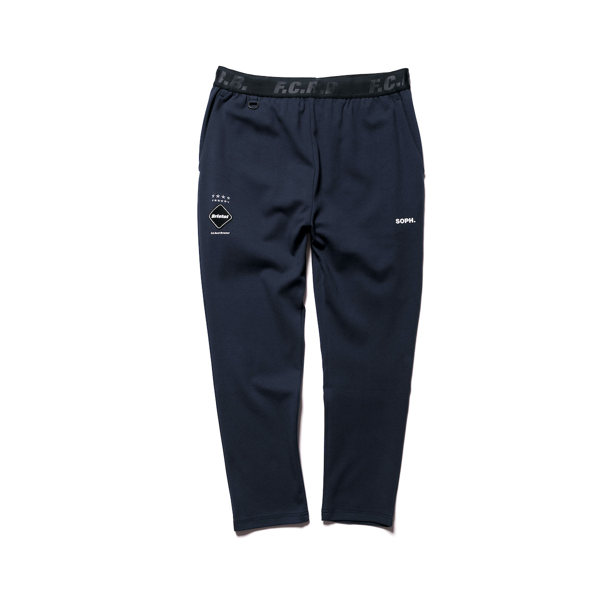 F.C.Real Bristol / RELAX FIT LONG PANTS (Navy)