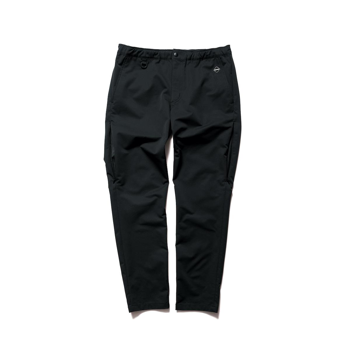 F.C.Real Bristol / VENTILATION CHINO PANTS (Black)正面