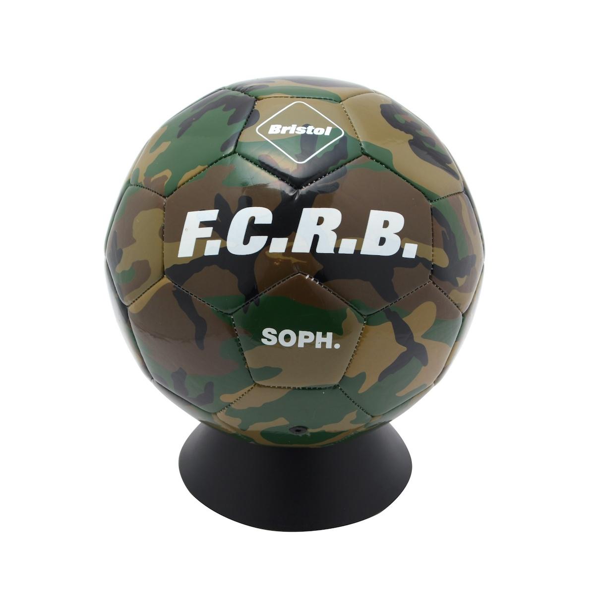F.C.Real Bristol / CAMOUFLAGE SOCCER BALL -Woodland