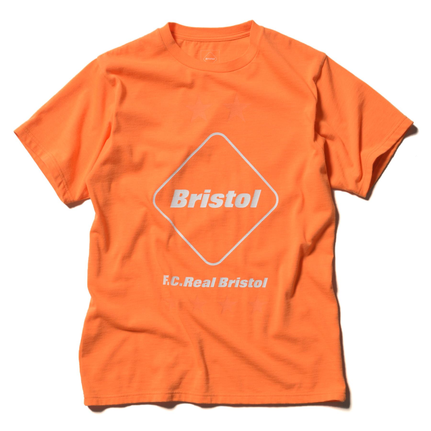 F.C.Real Bristol / EMBLEM TEE (Orange)