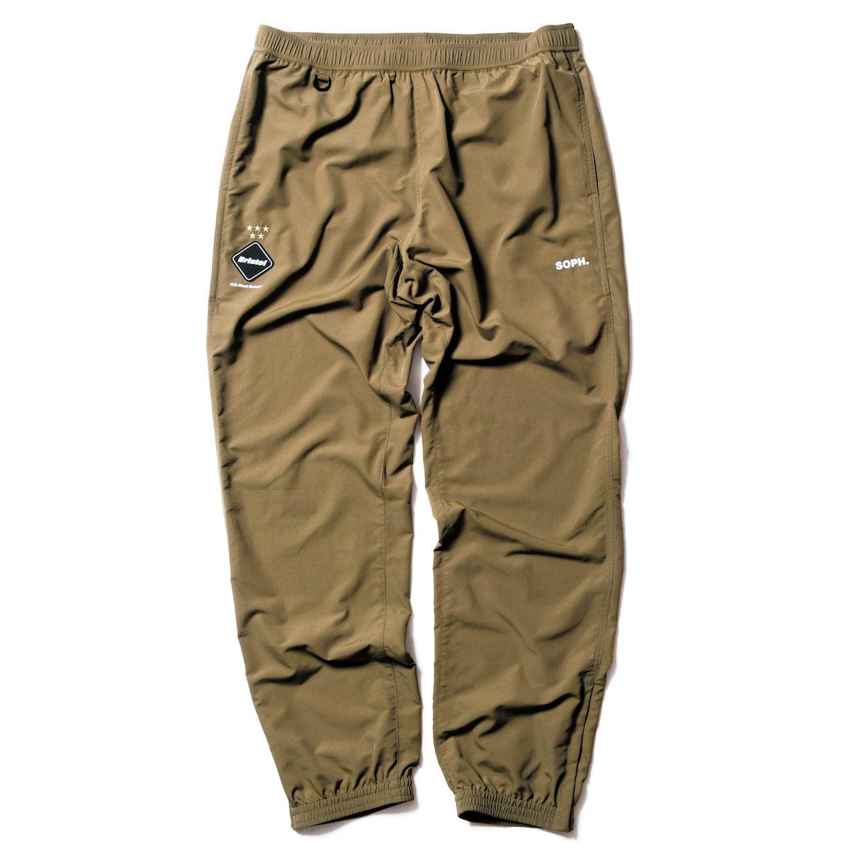 F.C.Real Bristol / NYLON EASY LONG PANTS (Khaki)