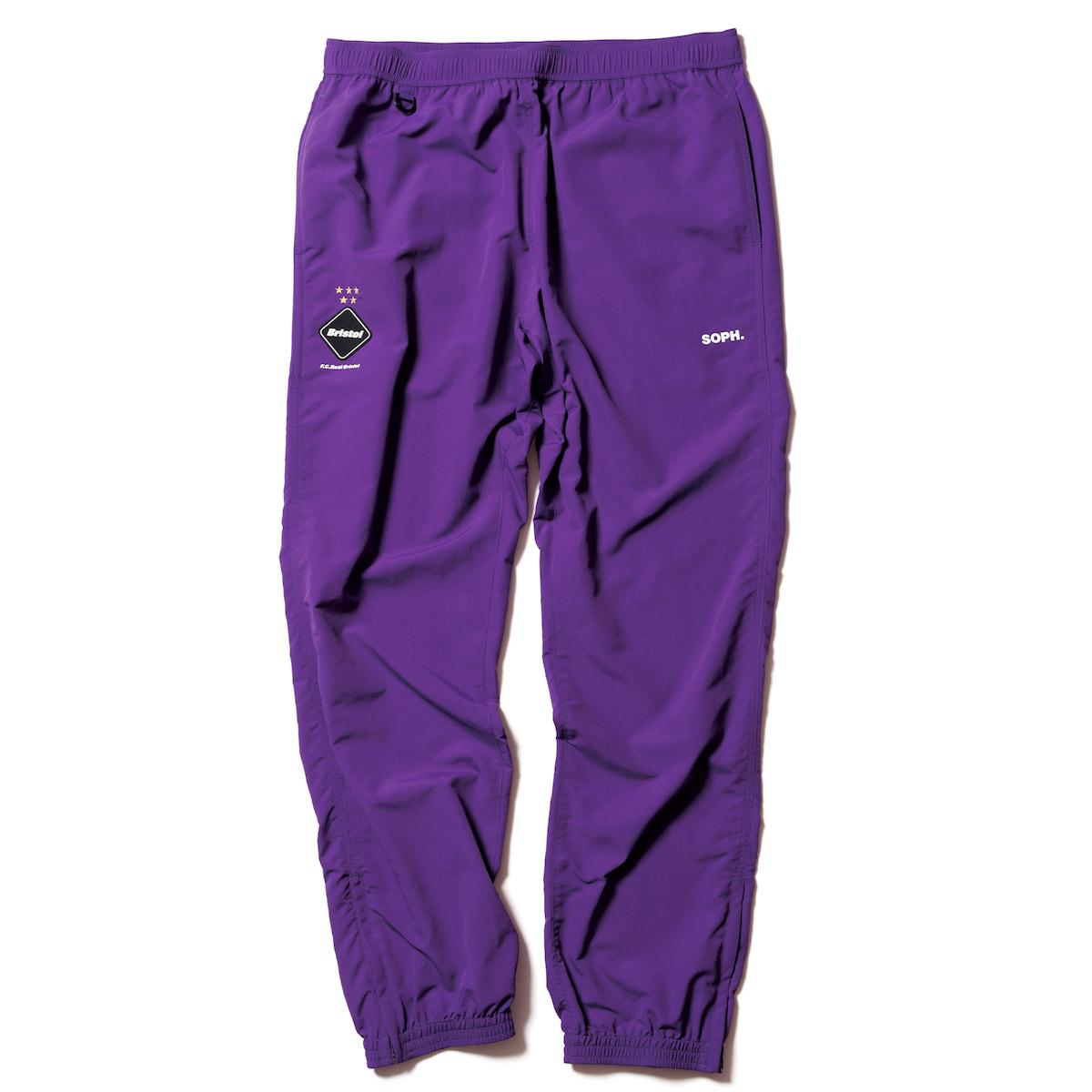 F.C.Real Bristol / NYLON EASY LONG PANTS (Purple)