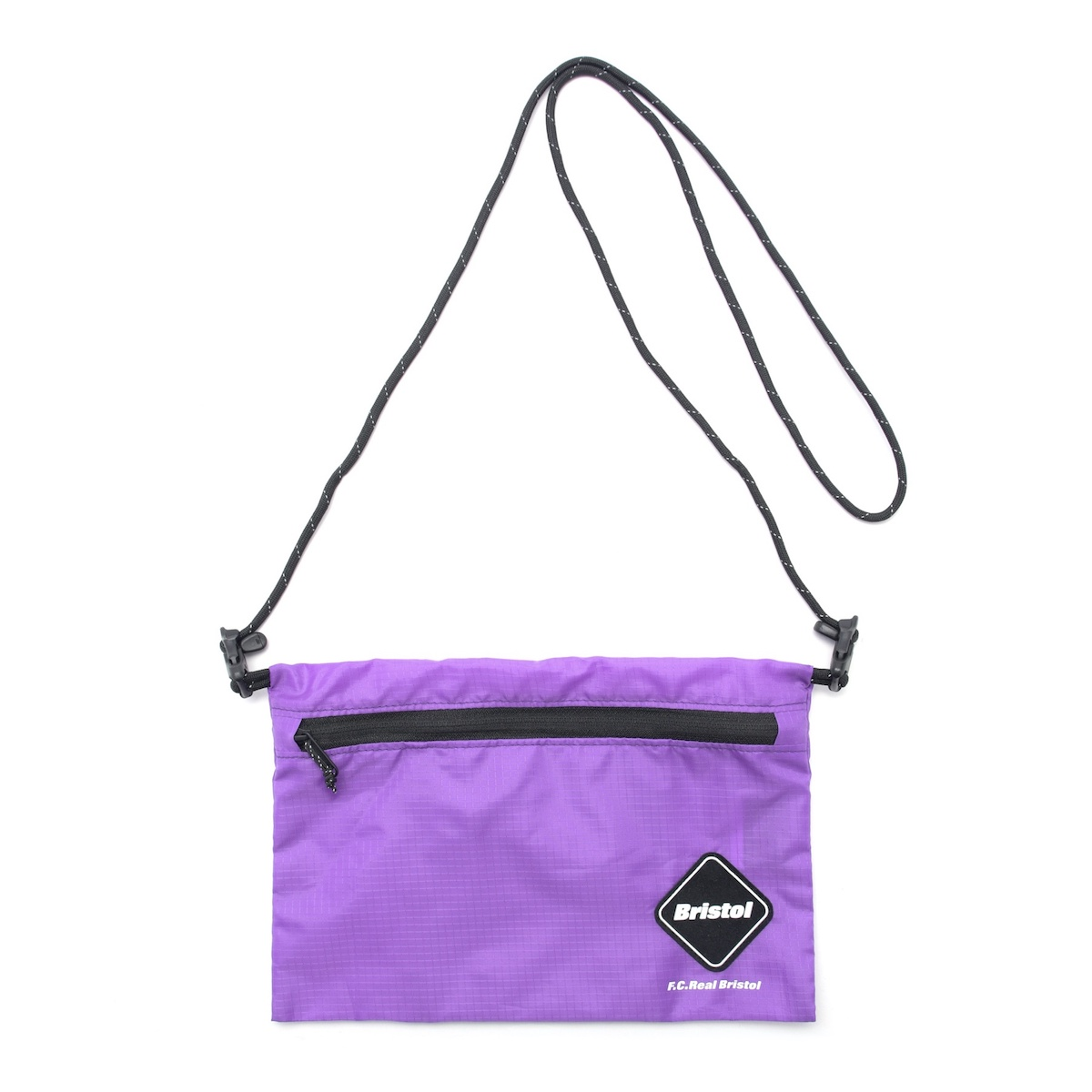 F.C.Real Bristol / EMBLEM SACOCHE (Purple)