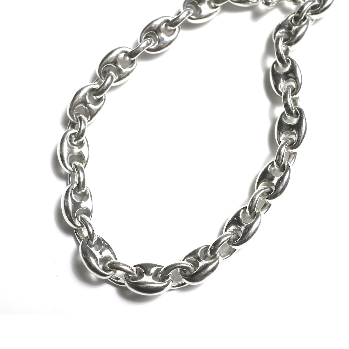 FIFTH SILVER / Special-001 Silver Chain Bracelet (6mm) アップ