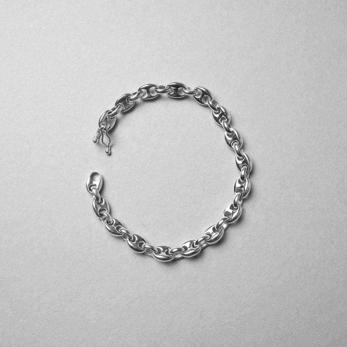 FIFTH GENERAL STORE / Special-001 Silver Chain Bracelet (6mm)