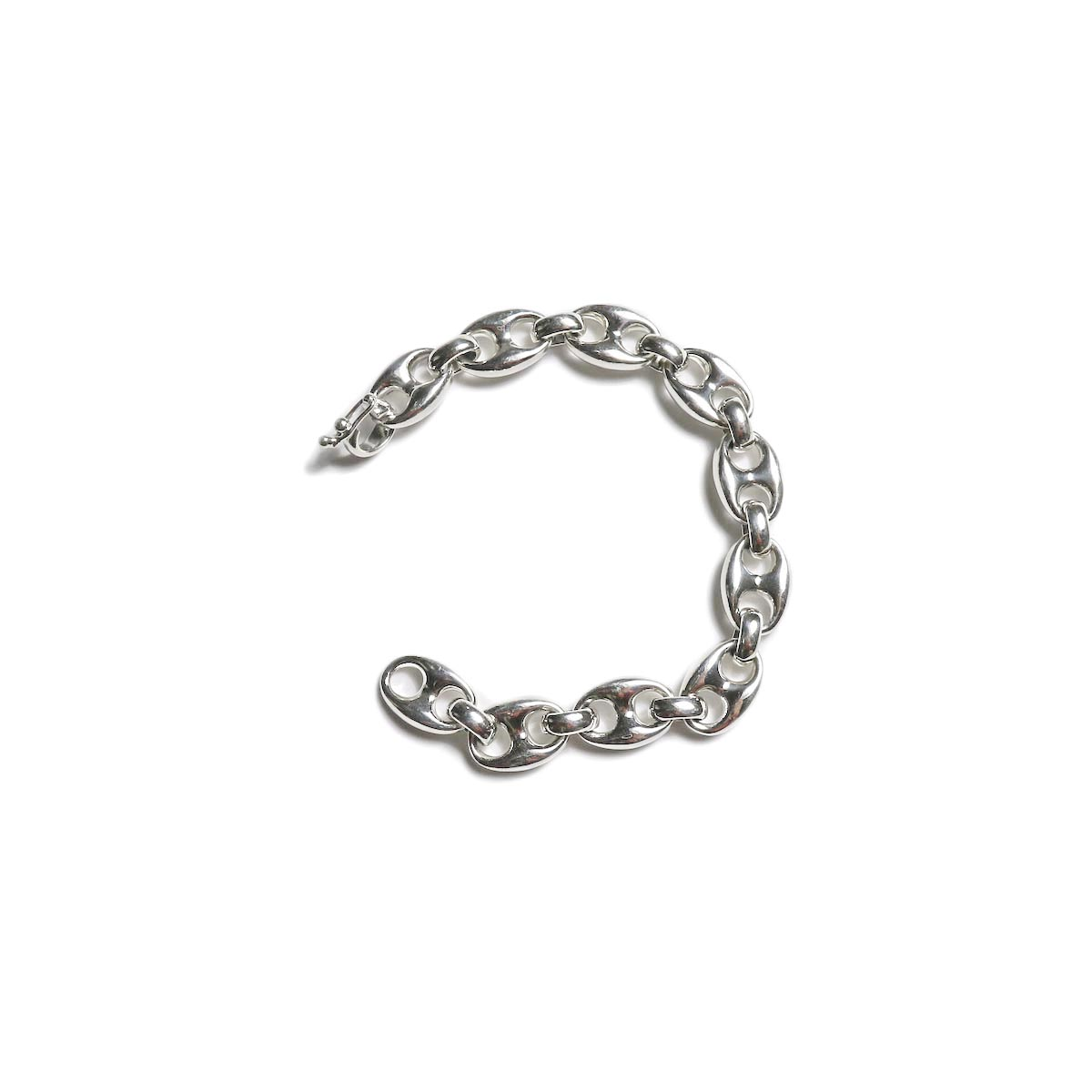 FIFTH SILVER / Special-003 SIlver Chain Bracelet (11mm)