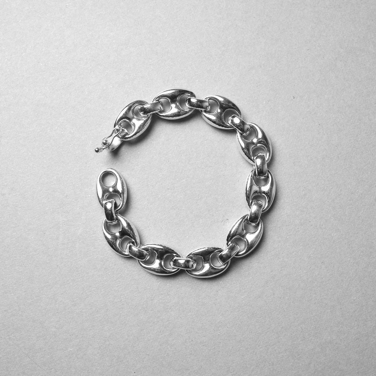 FIFTH GENERAL STORE / Special-003 Silver Chain Bracelet (11mm)