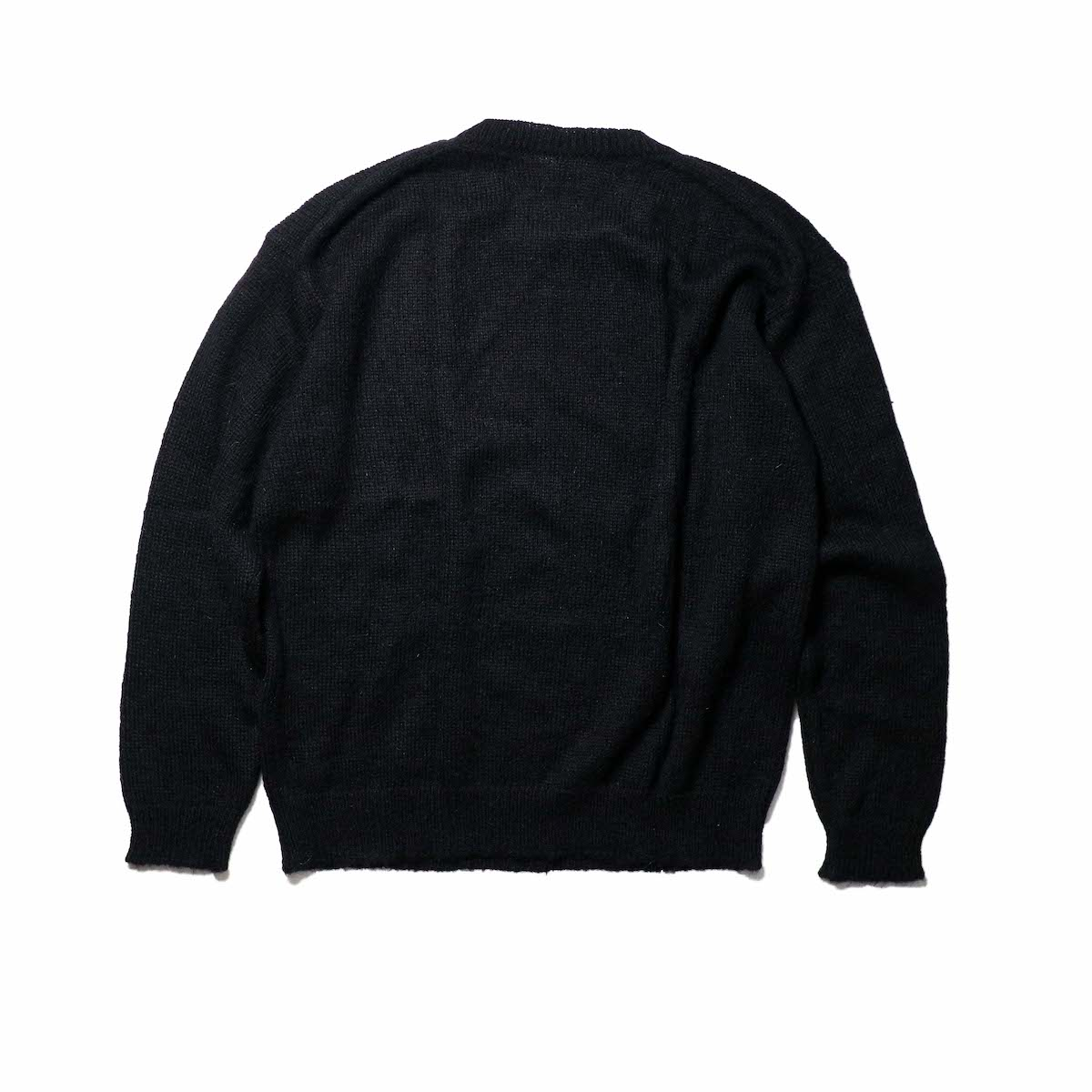 FLAMAND / Mohair Basic (Black)背面