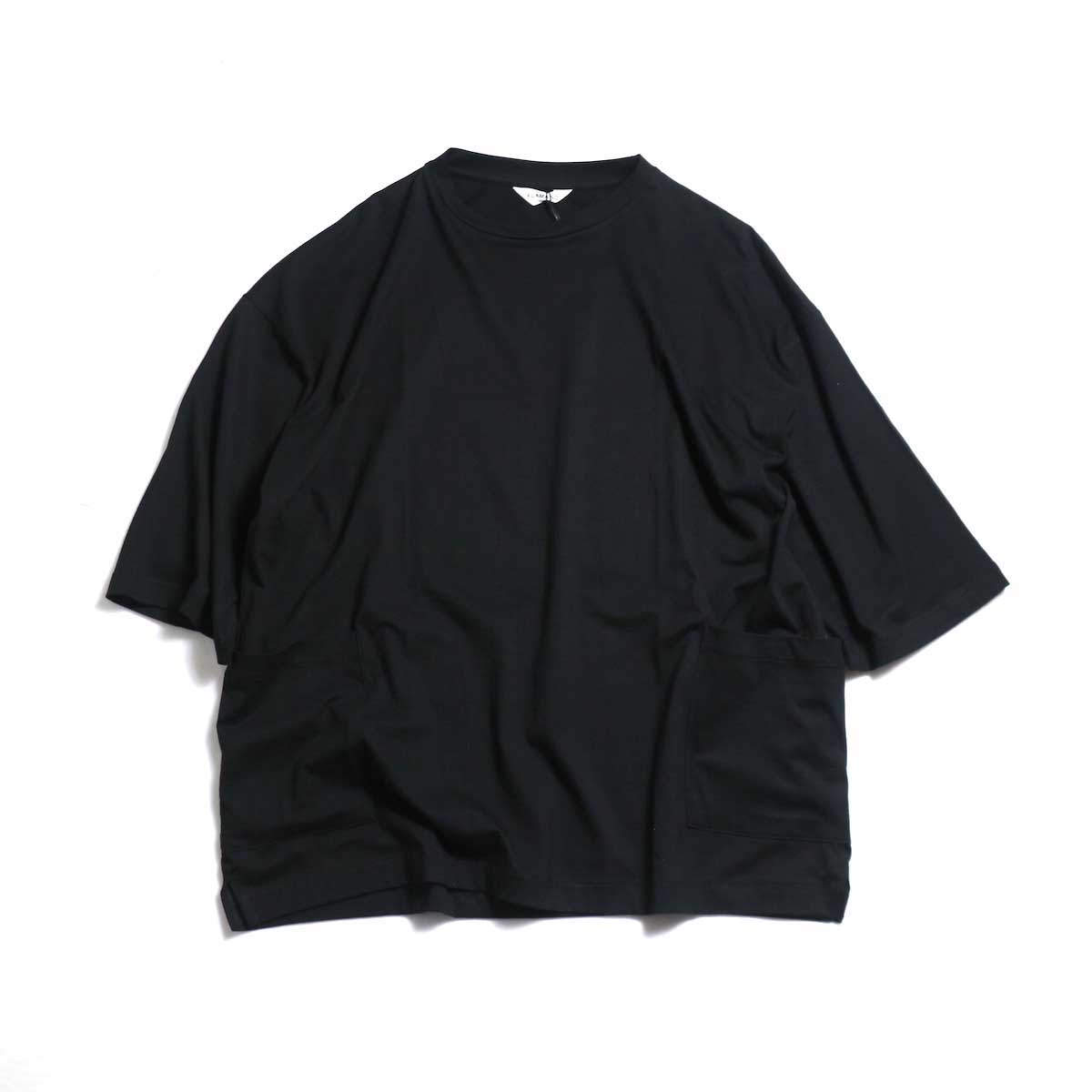 FLAMAND / SMOCK -Noir