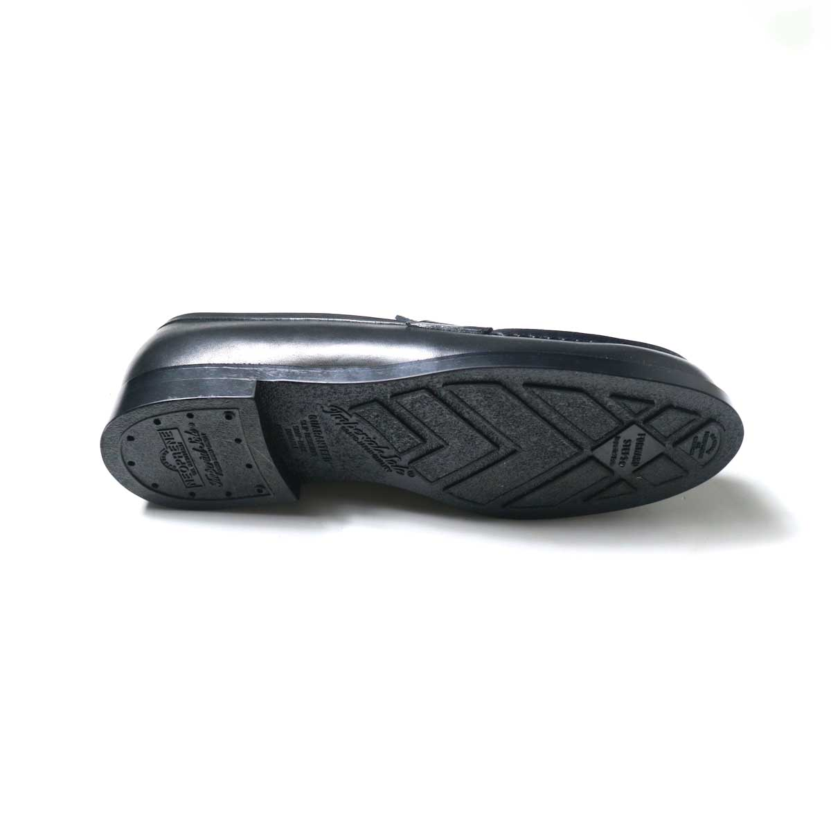 FOOTSTOCK ORIGINALS / LOAFER (Black)アウトソール