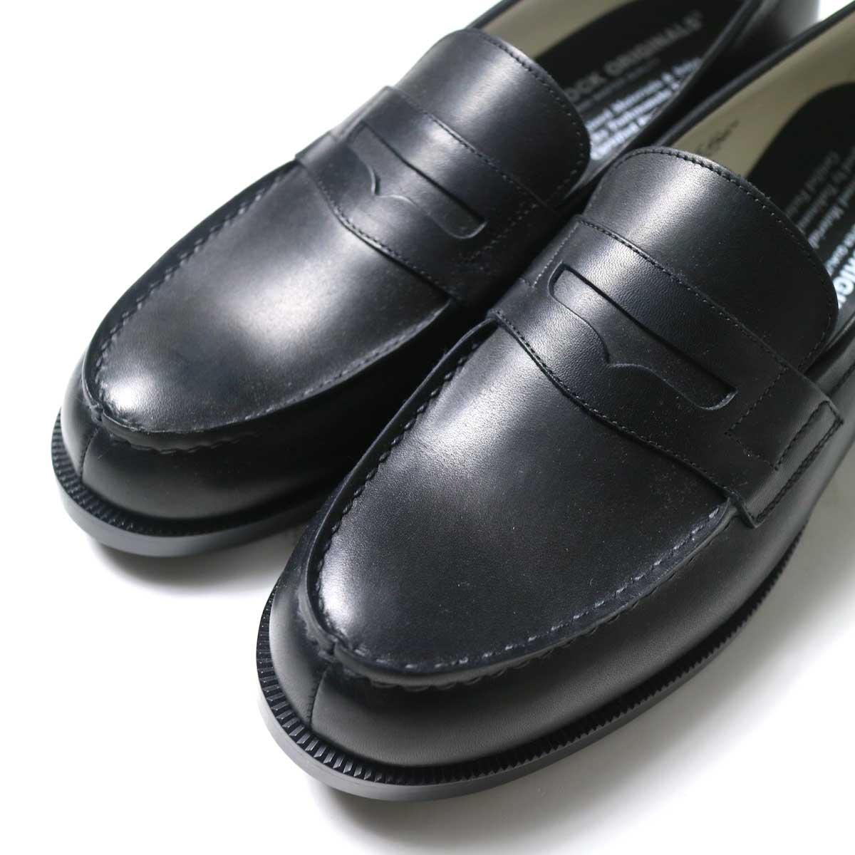 FOOTSTOCK ORIGINALS / LOAFER (Black)モカ縫い