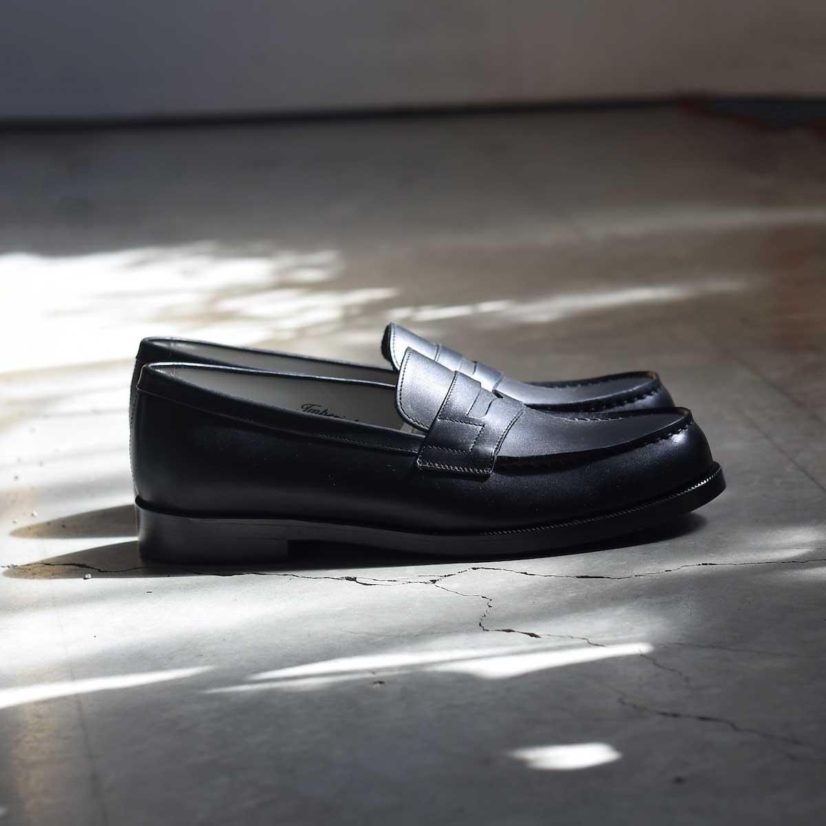 FOOTSTOCK ORIGINALS / LOAFER (Black)イメージ3