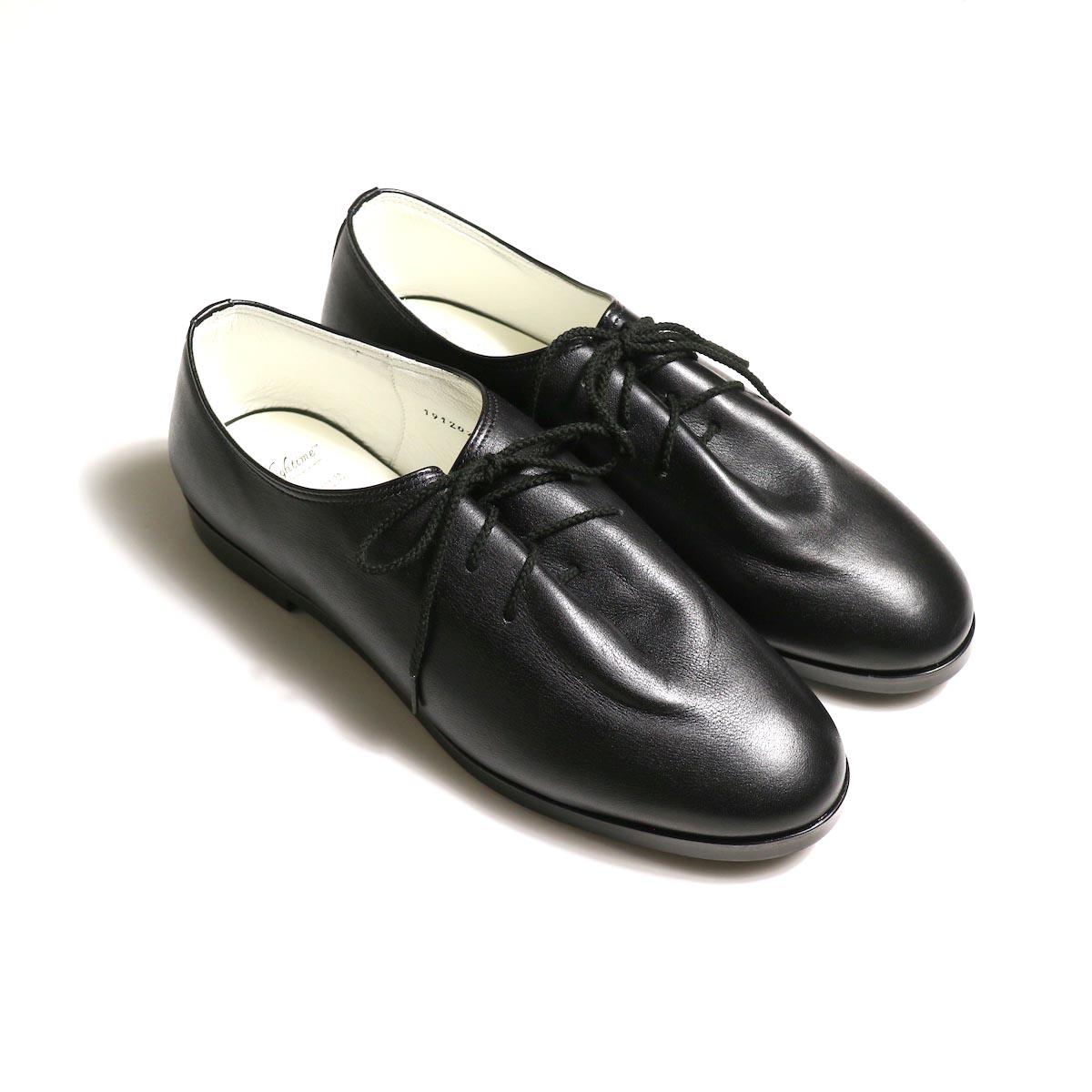 FOOTSTOCK ORIGINALS / ONE PIECE (Black) ナナメ