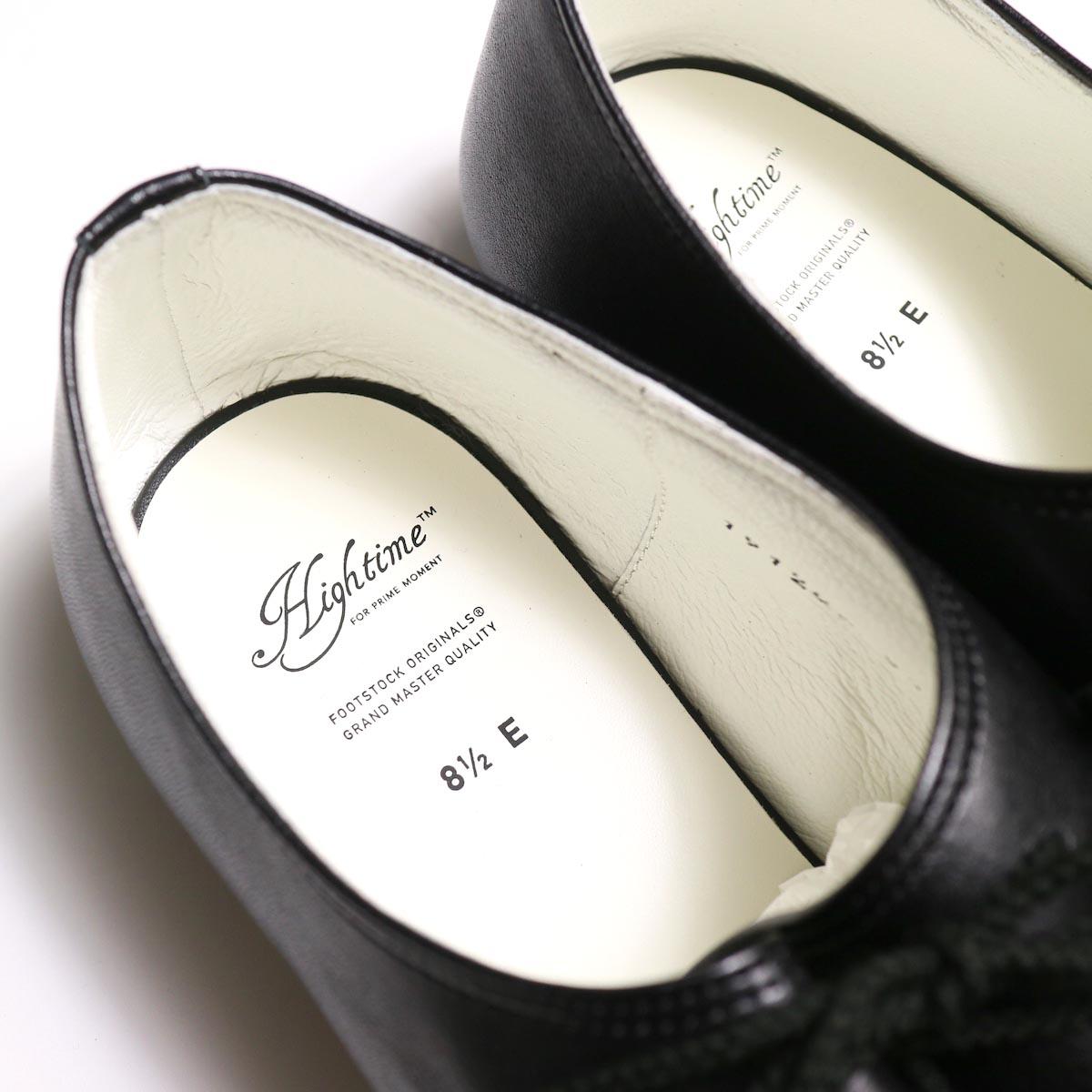 FOOTSTOCK ORIGINALS / ONE PIECE (Black)  インソール