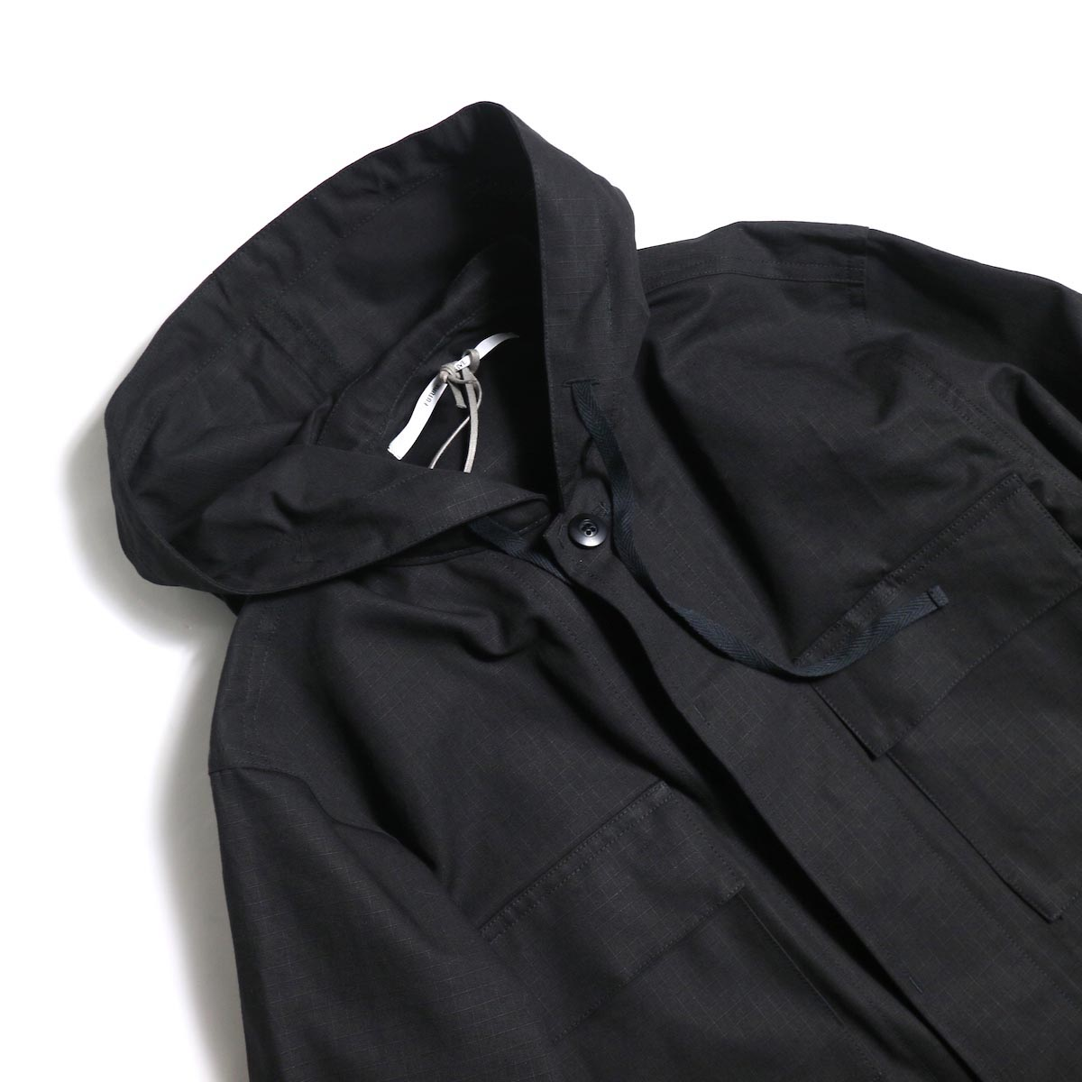 FUTURE PRIMITIVE / FP BDU HOODIE JKT (Black)フード