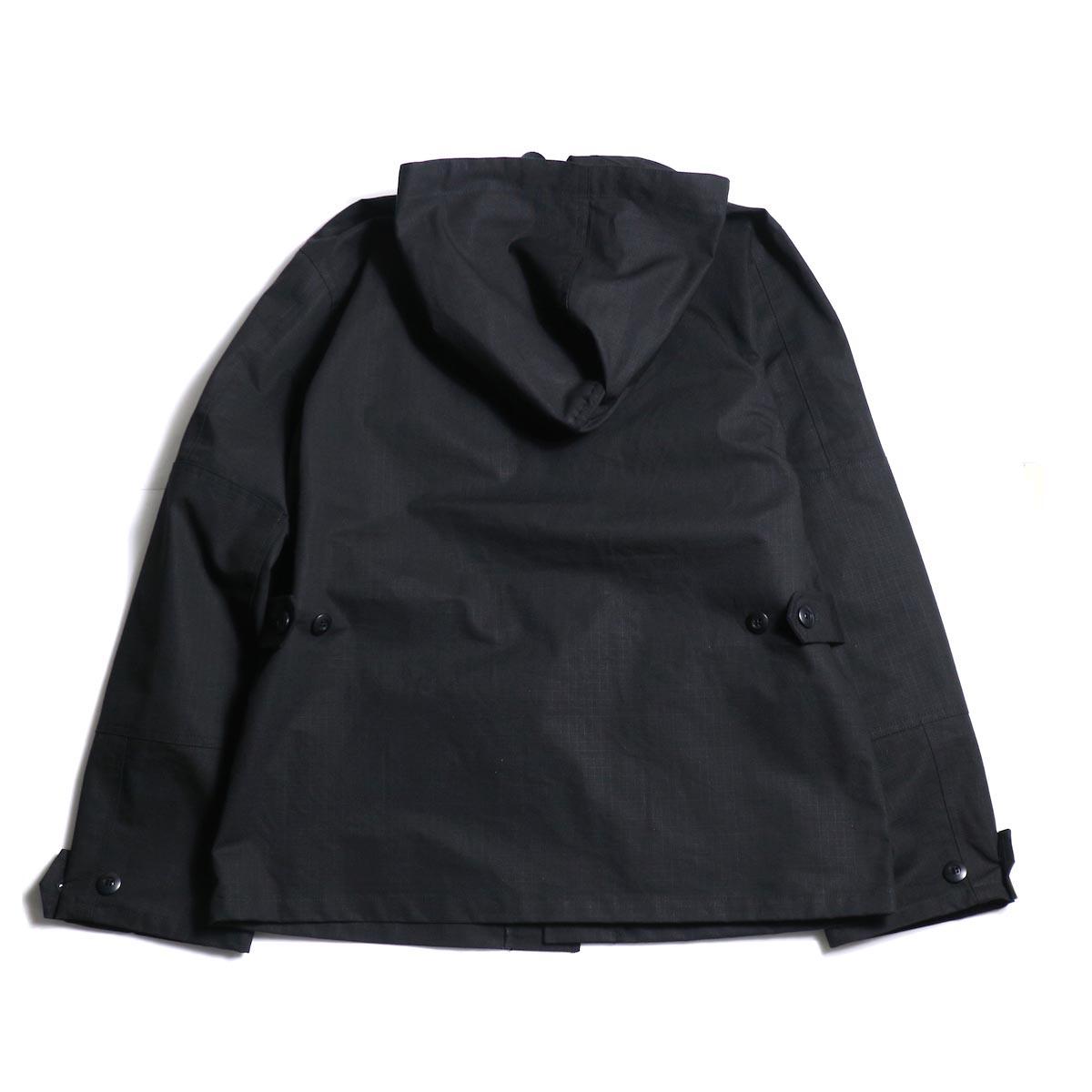 FUTURE PRIMITIVE / FP BDU HOODIE JKT (Black)背面