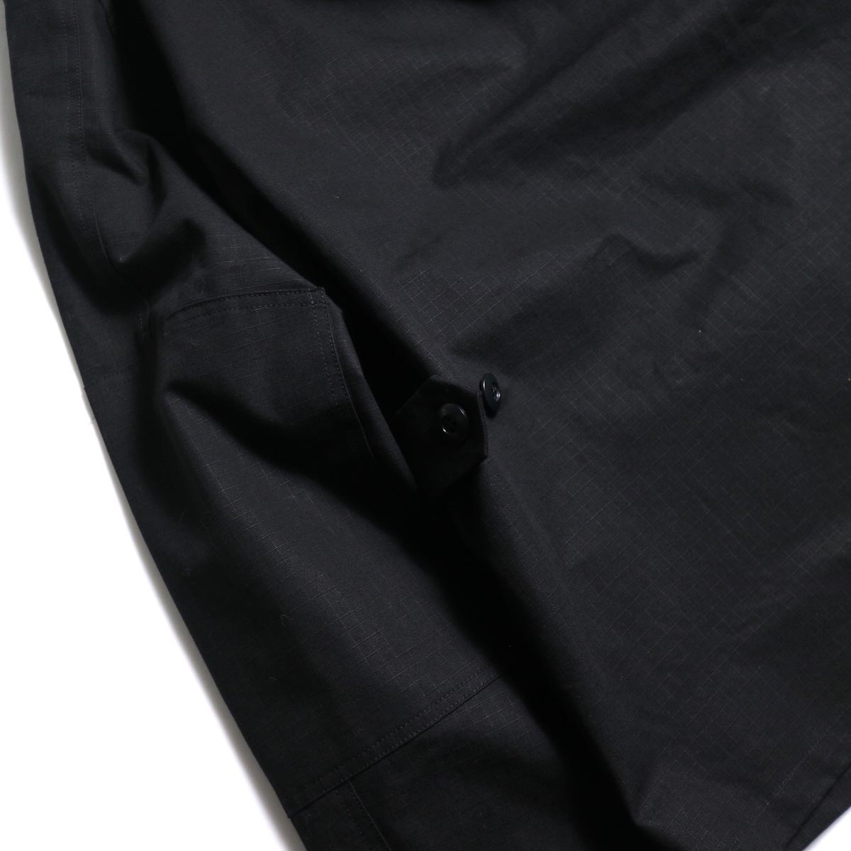 FUTURE PRIMITIVE / FP BDU HOODIE JKT (Black)アジャスター