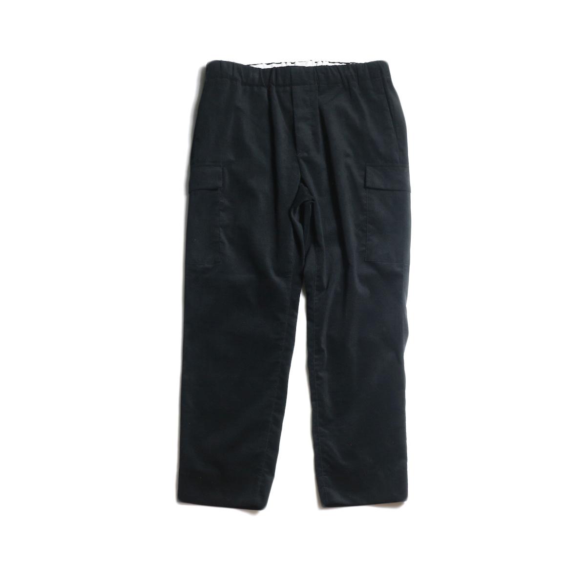 FUTURE PRIMITIVE / FP EASY CARGO PANTS CORDUROY (Black)