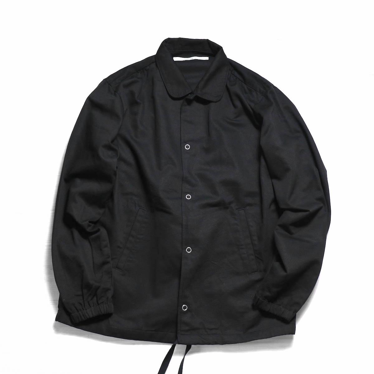 FUTURE PRIMITIVE / FP COACH JKT -BLACK