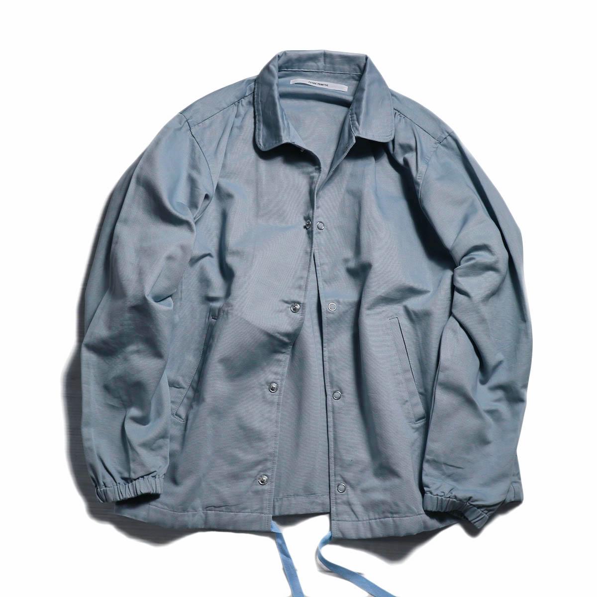 FUTURE PRIMITIVE / FP COACH JKT -LT.BLUE