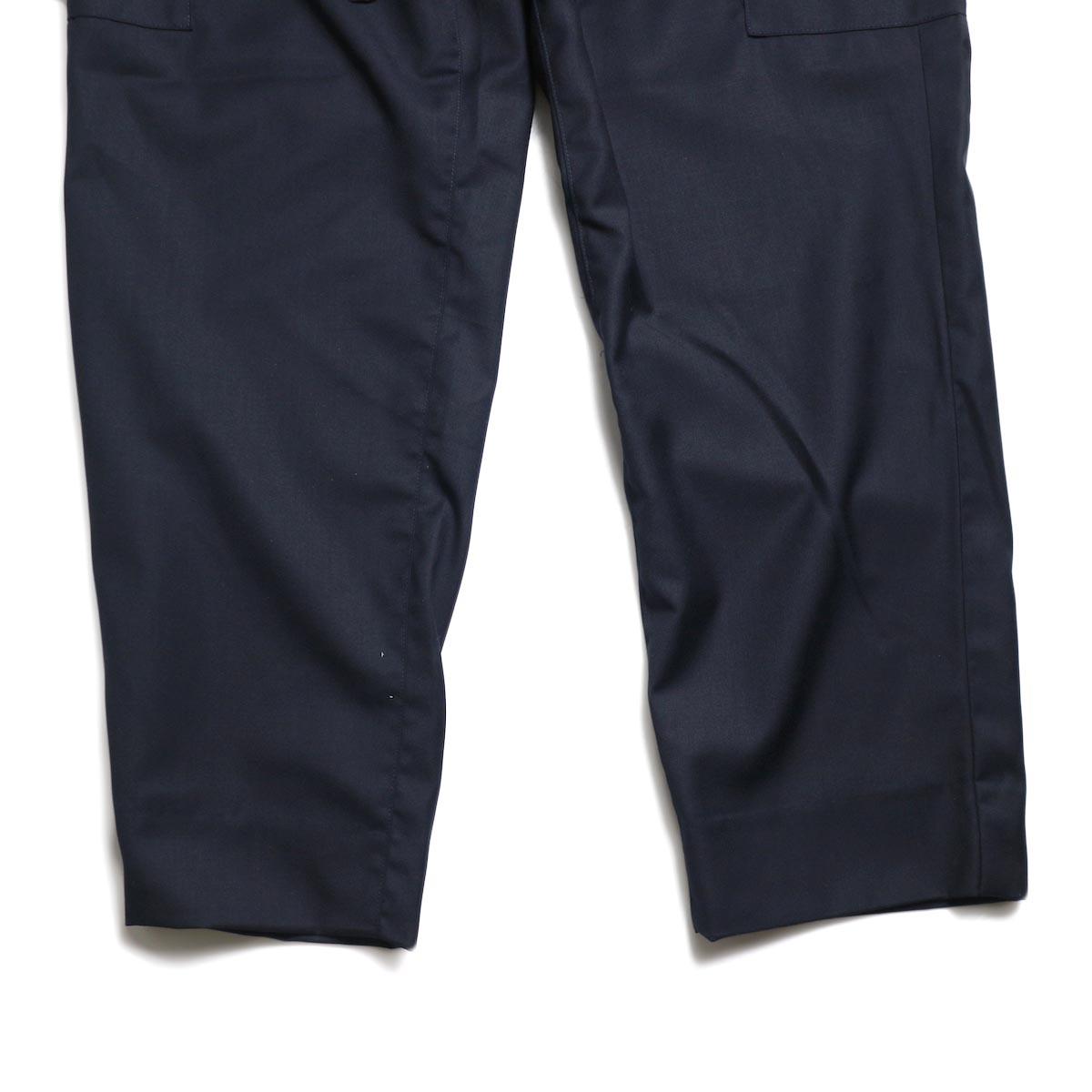 FUTURE PRIMITIVE / FP EASY CARGO PANTS -Navy 裾