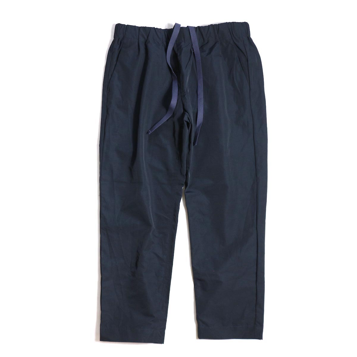 "FUTURE PRIMITIVE / FP EASY PANTS ""SHINY"" -NAVY"
