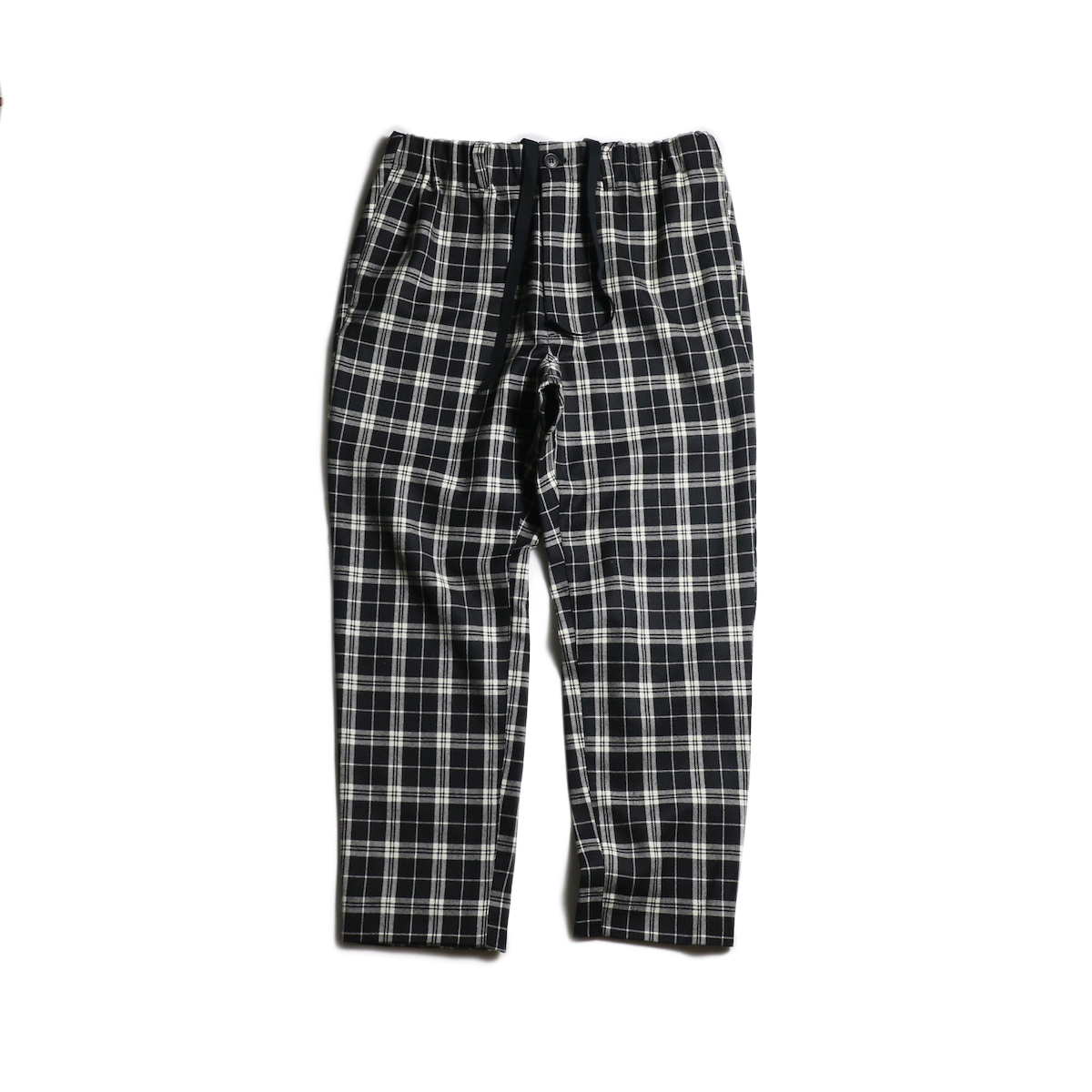 "FUTURE PRIMITIVE / FP EASY PANTS Ⅱ ""CHECKERS"" (Black)"