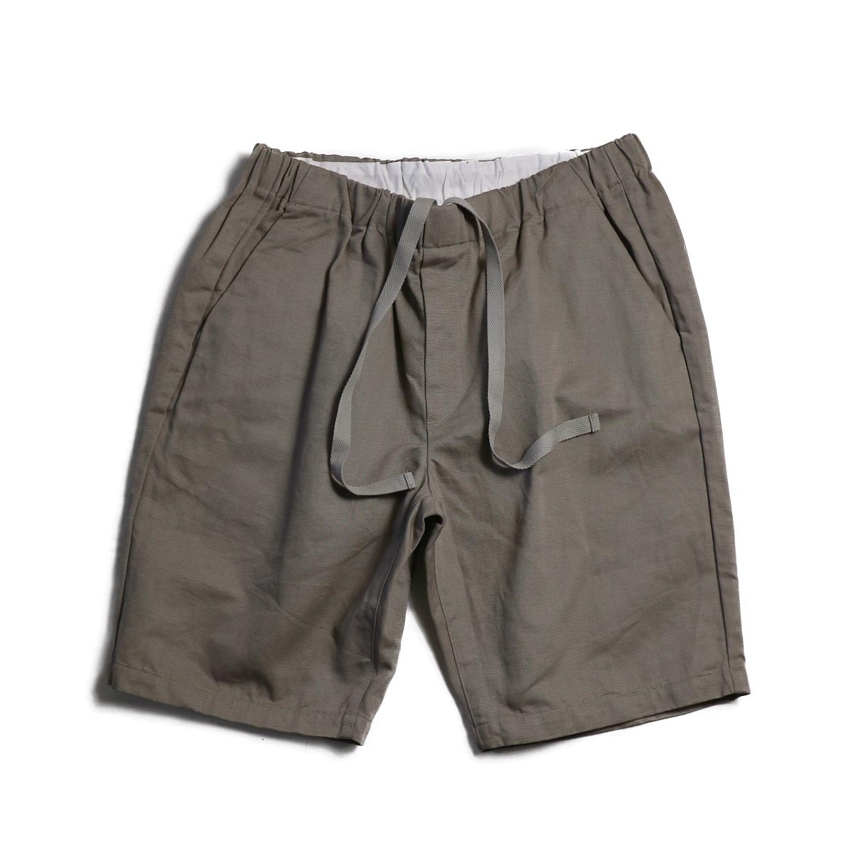 FUTURE PRIMITIVE / FP EASY SHORTS (GROSGRAIN)   -GREY