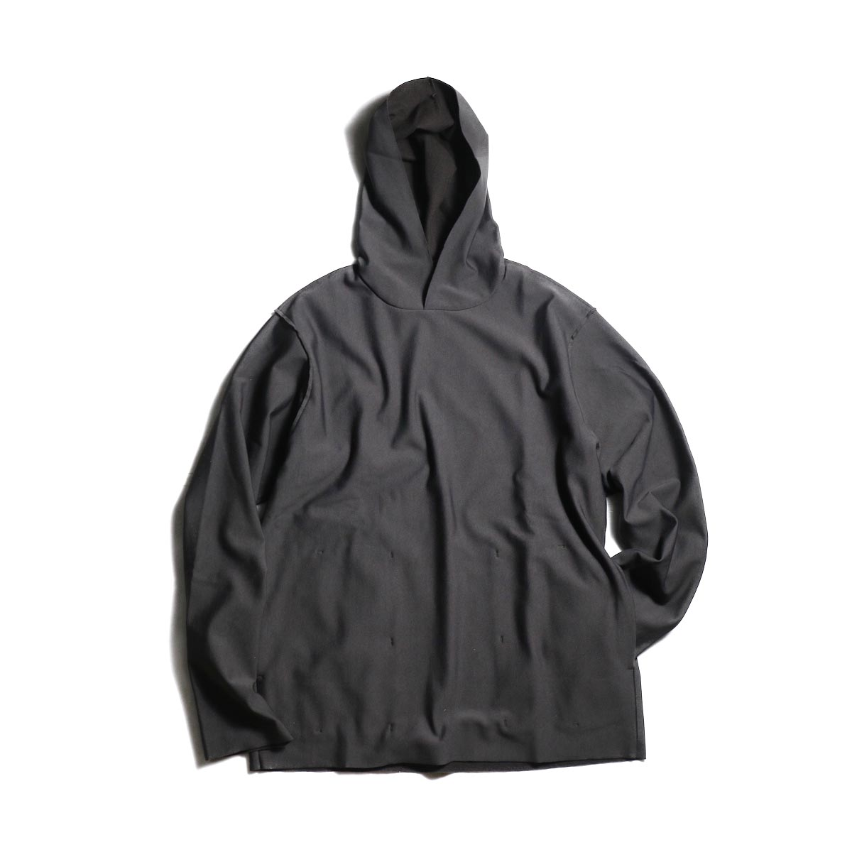 FUTURE PRIMITIVE / FP PULLOVER FLEECE HOODIE (Charcoal)