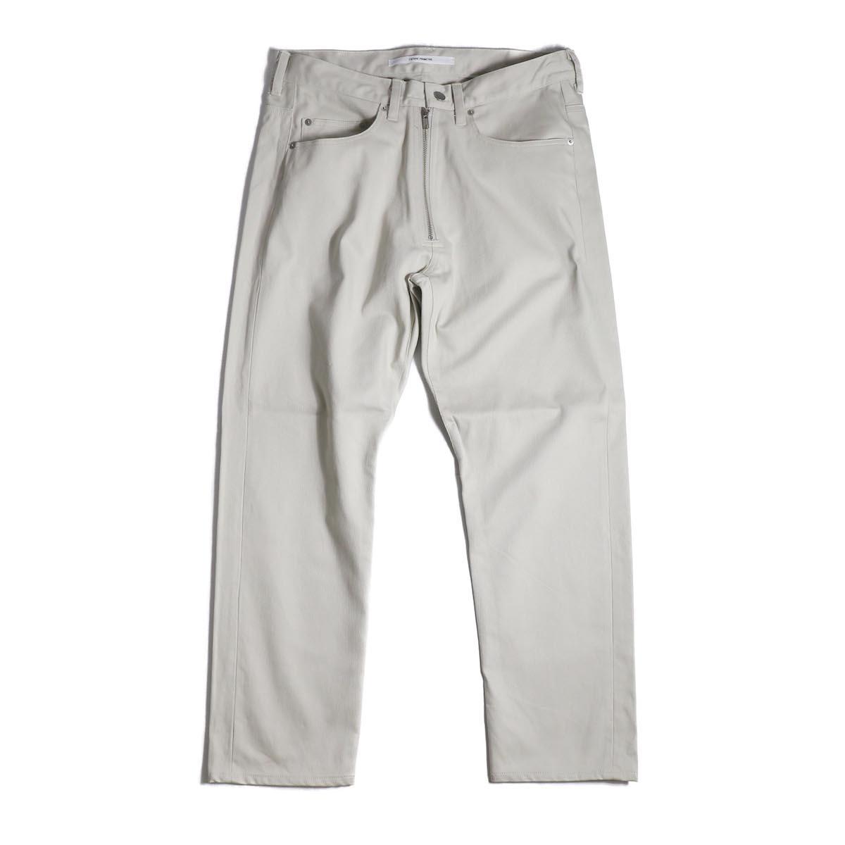 FUTURE PRIMITIVE / FP FZ PIQUE PANTS -OFF WHITE