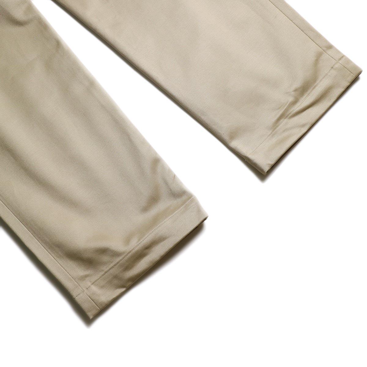 FUTURE PRIMITIVE / FP FZ CHINO PANTS (Beige)裾