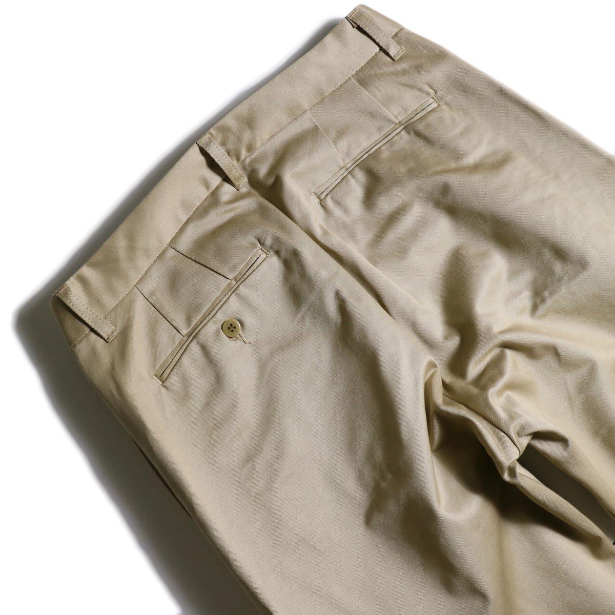 FUTURE PRIMITIVE / FP FZ CHINO PANTS (Beige)ヒップポケット