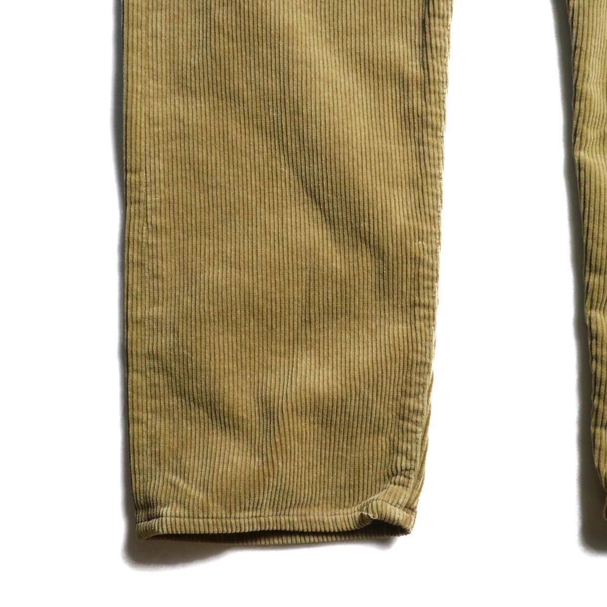 FUTURE PRIMITIVE / FP FZ CORDUROY PANTS (Beige)  裾