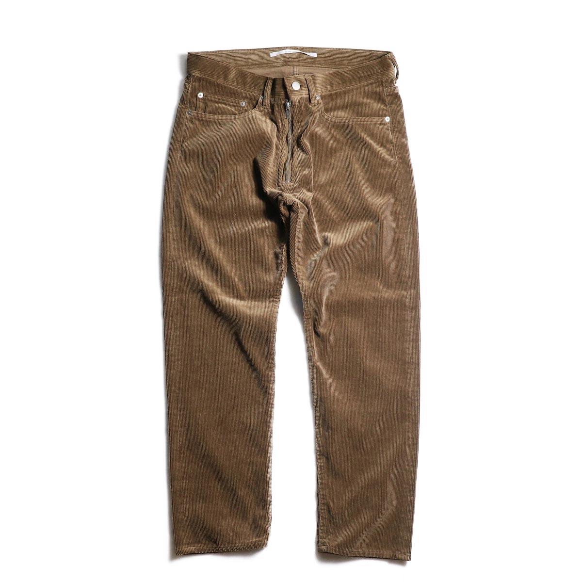 FUTURE PRIMITIVE / FP FZ CORDUROY PANTS (Brown)