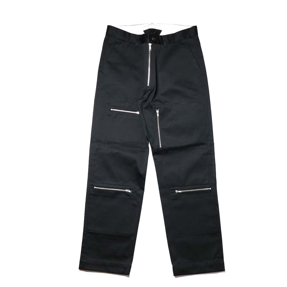 FUTURE PRIMITIVE / FP FZ FLIGHT CHINO PANTS (Black)正面