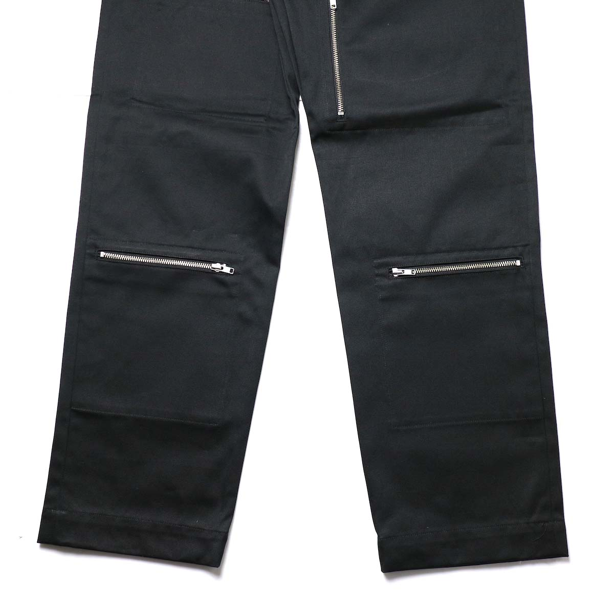 FUTURE PRIMITIVE / FP FZ FLIGHT CHINO PANTS (Black)裾