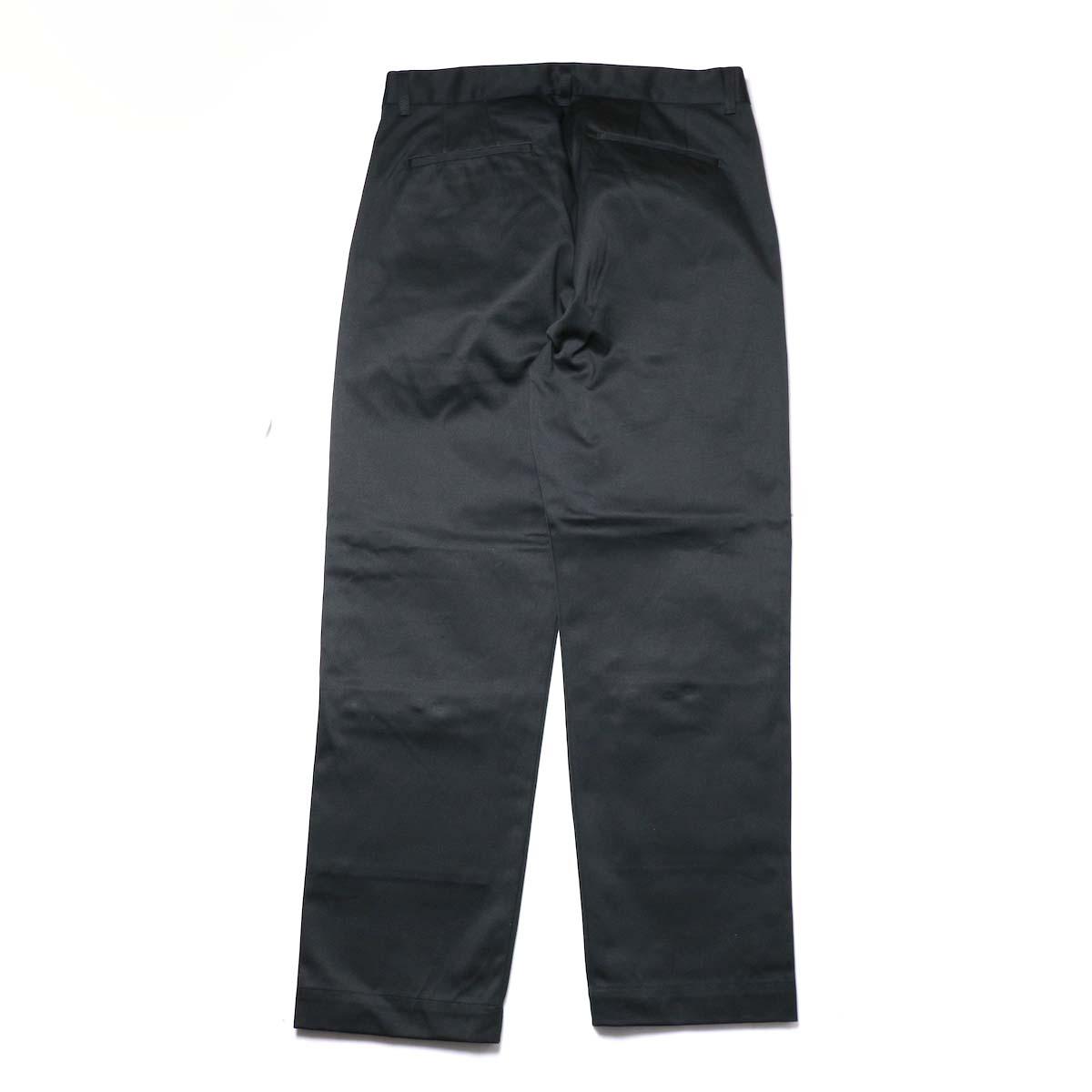 FUTURE PRIMITIVE / FP FZ FLIGHT CHINO PANTS (Black)背面