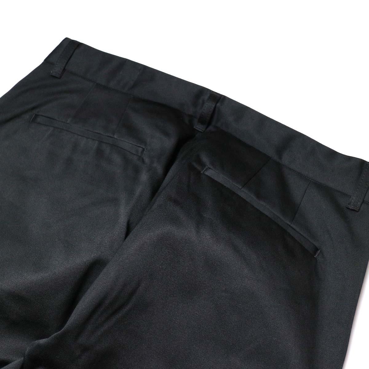 FUTURE PRIMITIVE / FP FZ FLIGHT CHINO PANTS (Black)ヒップポケット
