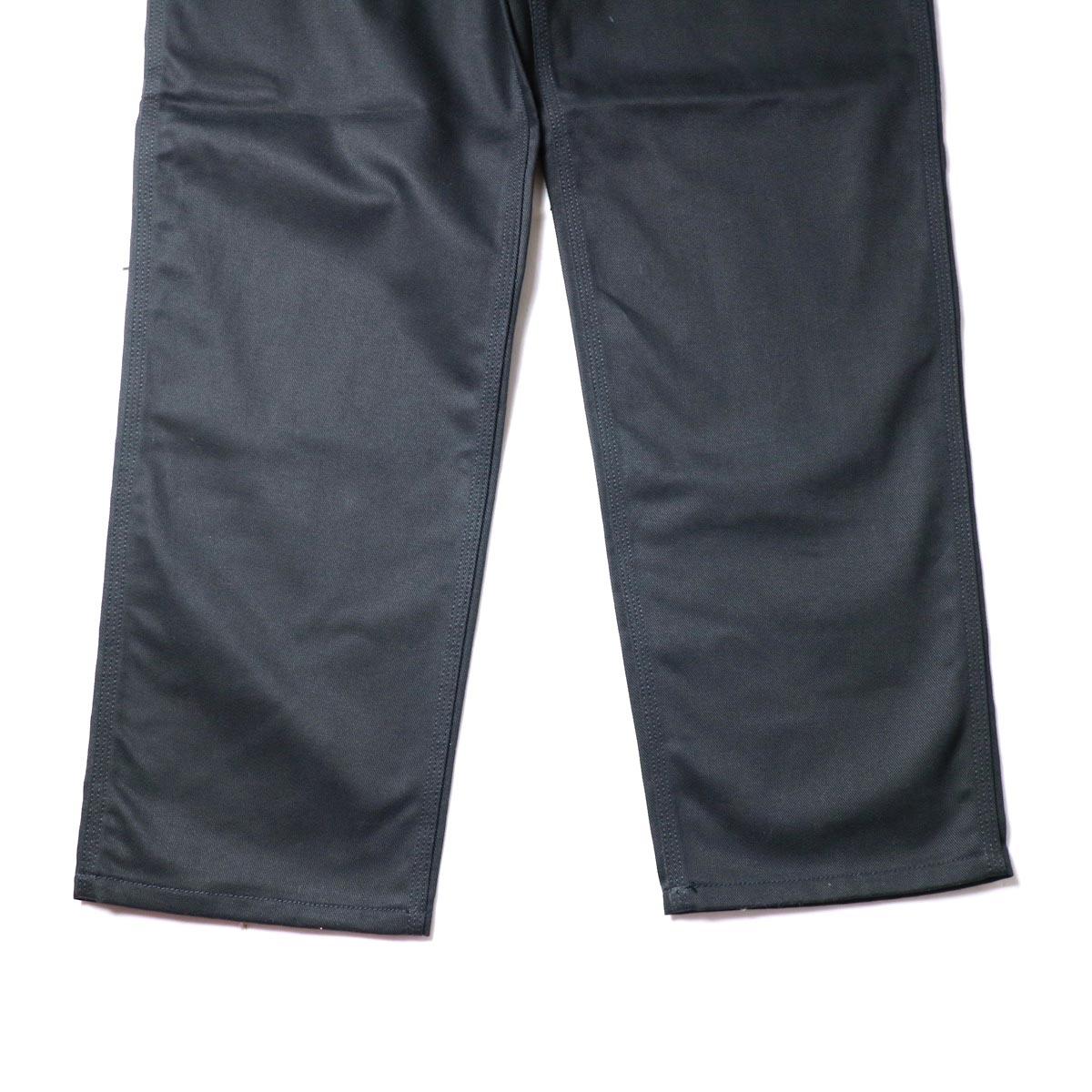 FUTURE PRIMITIVE / FP FZ PAINTER PANTS (Black)裾