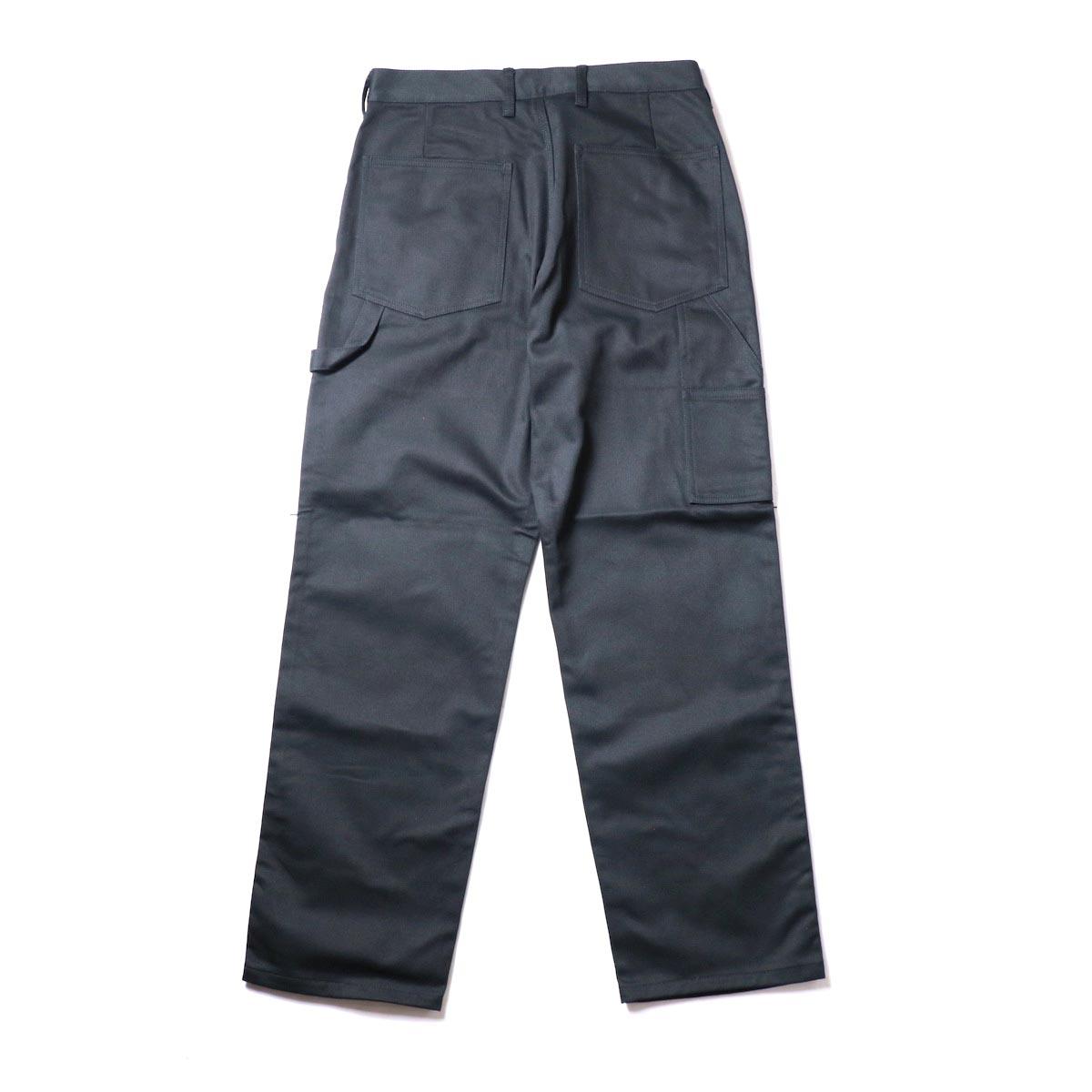FUTURE PRIMITIVE / FP FZ PAINTER PANTS (Black)背面