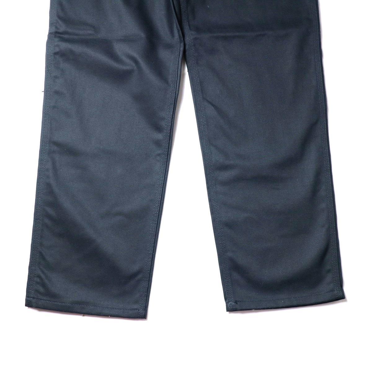 FUTURE PRIMITIVE / FP FZ PAINTER PANTS (Navy)裾